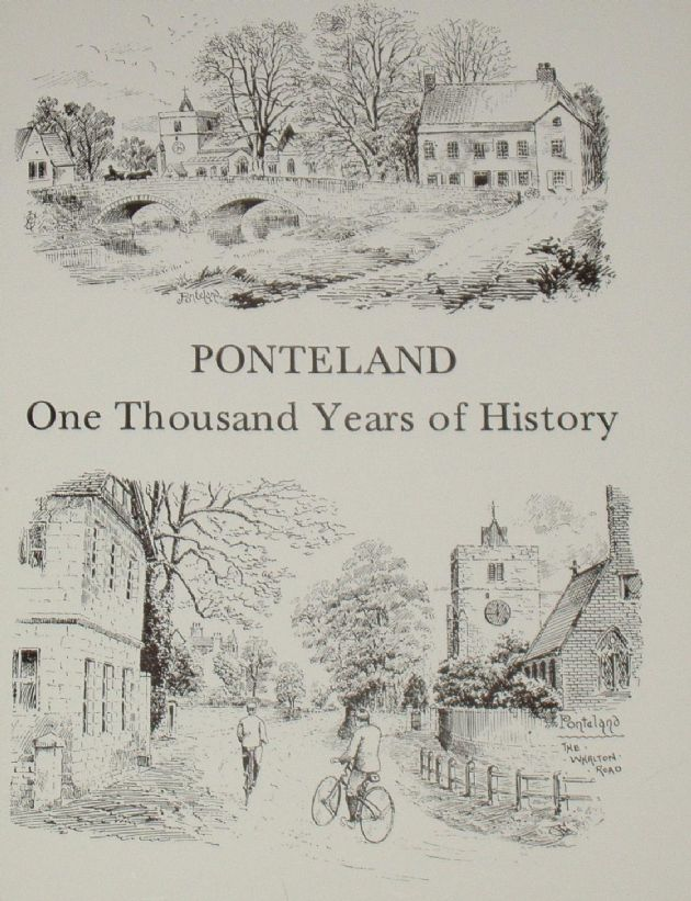 Ponteland - One Thousand Years of History, by Leslie Almond